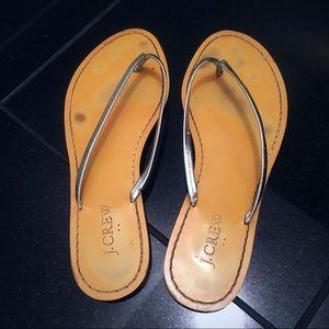 🌞 J. Crew Flip Flops | Thong Sandals